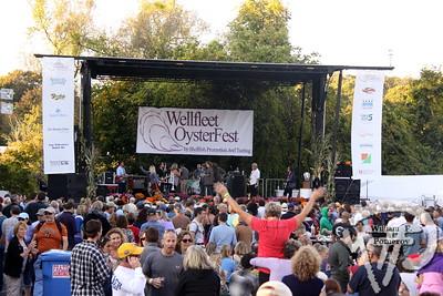 oysterFest — Wellfleet, MA ● 10 . 18 - 2014