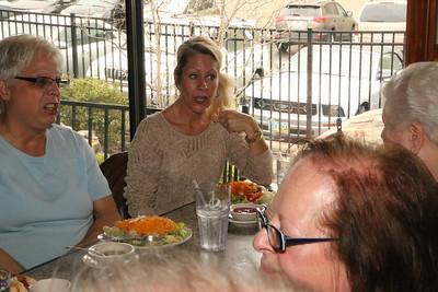 Stephanie's Retirement Luncheon