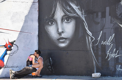 STREET CULTURE: BBOYS, STREET ARTISTS & ARTS