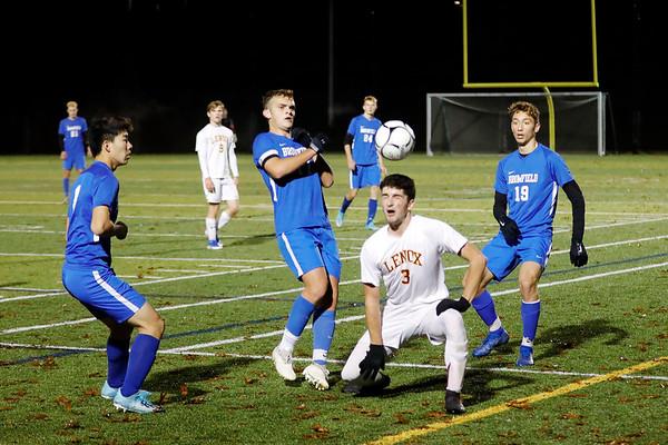 Lenox vs. Bromfield boys soccer state semis-111919