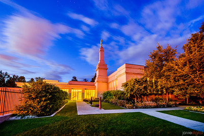 Anchorage LDS Temple