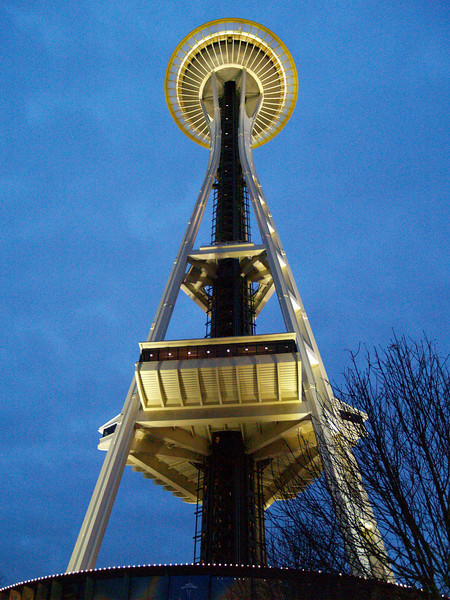 Space Needle Wa