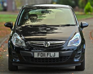 2011 Vauxhall Corsa Eco_Flex 1.0 FL11FLJ