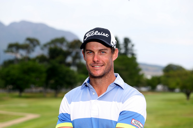 STELLENBOSCH, SOUTH AFRICA - OCTOBER 2: Tyrone Ryan during the held at Stellenbosch Golf Club on October 2, 2018 in Stellenbosch, South Africa. EDITOR'S NOTE: For free editorial use. Not available for sale. No commercial usage. (Photo by Carl Fourie/Sunshine Tour)