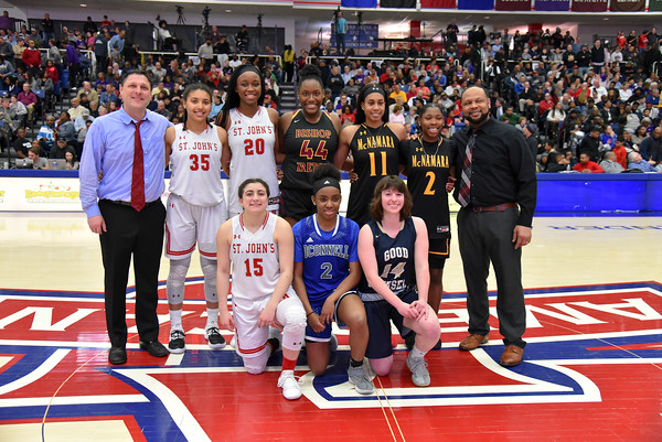 2018/2019 WCAC All Conference Basketball First Team