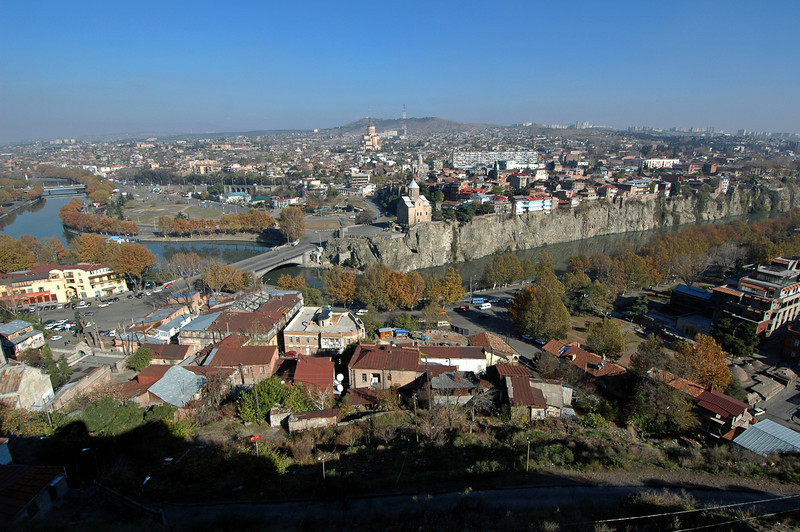 041119 1278 Georgia - Tbilisi - Church on the hill _C _E _H _N ~E ~L.JPG