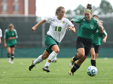 Brockport Women v. ESF Mighty Oaks 9-15-12