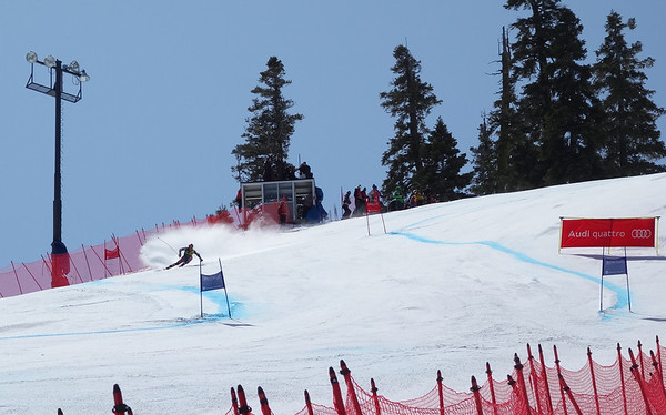 2013 US Alpine Skiing Nationals at Squaw Valley