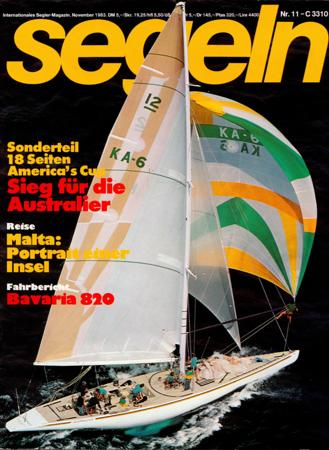 Segeln 1983
