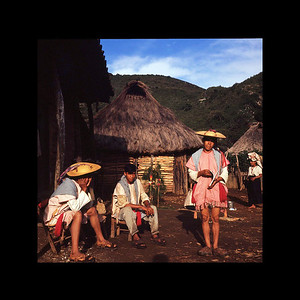 1963 - Mexico - Anthropological Field Research in Chiapas