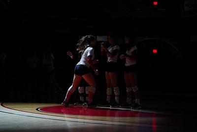 Volleyball vs. Hampton