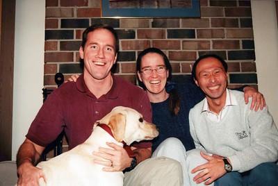 11-22-1998 Rich Lovering & Cathy Mailander @ Ellicott City