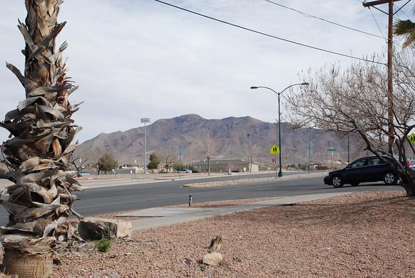 2014 02 17:  El Paso TX Touring