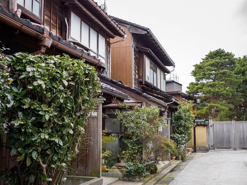 Nagamachi Samurai District
