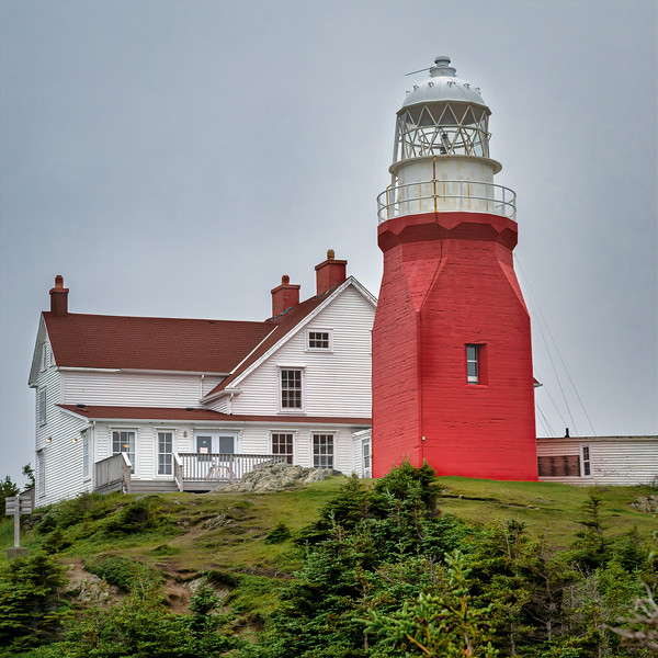 Long Point Lighthouse, Twillingate, Newfoundland