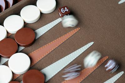 Backgammon and Chance