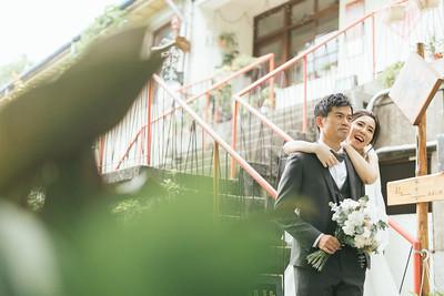 Pre-wedding | Su + A-FU
