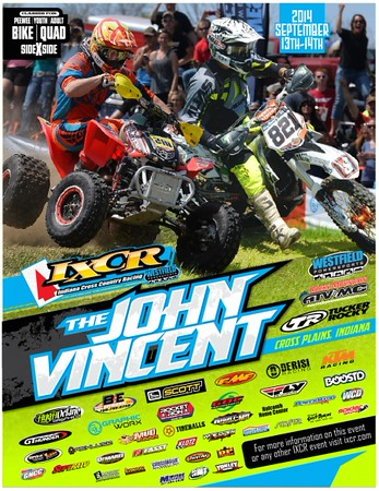 2014 John Vincent
