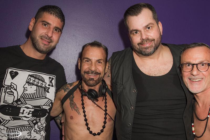 DJs Alessandro Londra, Vasco