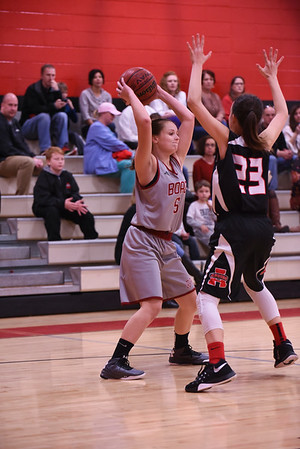 BMS 7th Grade Girls vs Albertville 01-14-16