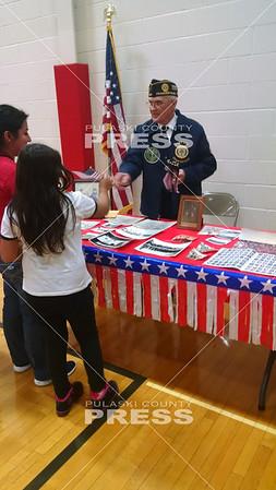 2016 Veterans Day Ceremonies