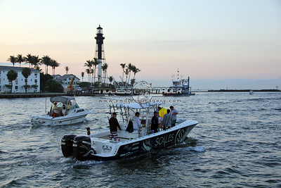 2011 Pompano Beach Saltwater Shootout - Morning Check Out