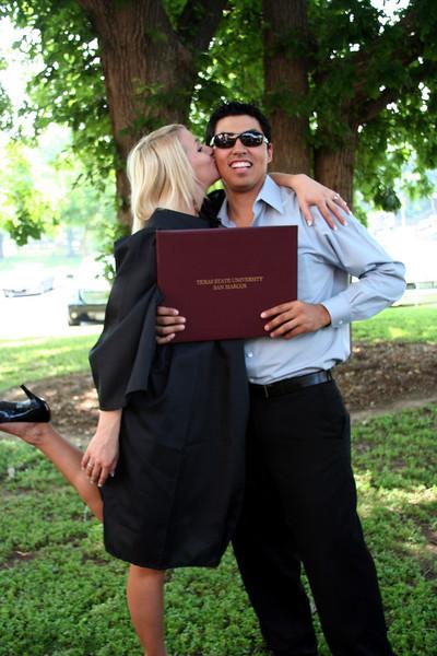 Laura Graduates!