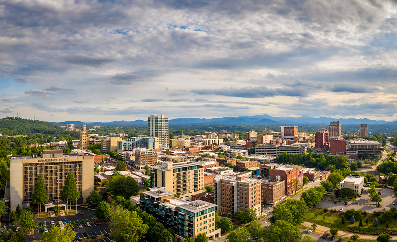 Downtown Asheville North Carolina