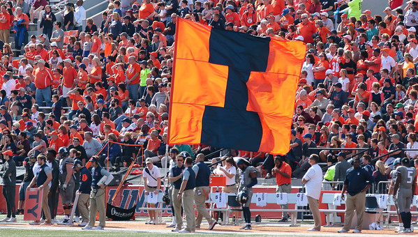 2016 University of Illinois vs Minnesota Football Oct 29