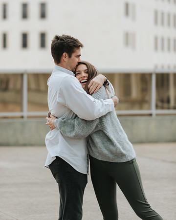 Jacob and Brooke Engagements