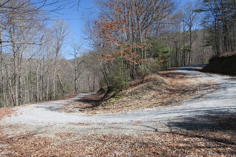 Wolf Creek Powerhouse Road