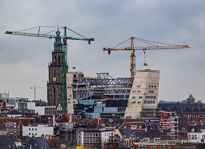 Groningen Stad Nederland