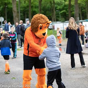 Oranje festival 2021