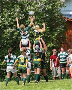 2011 Highschool Girls Rugby