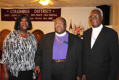 Columbus Ga District COGIC