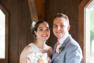 Lei & Will {wedding day}