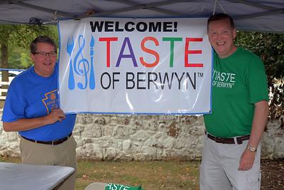 TASTE OF BERWYN