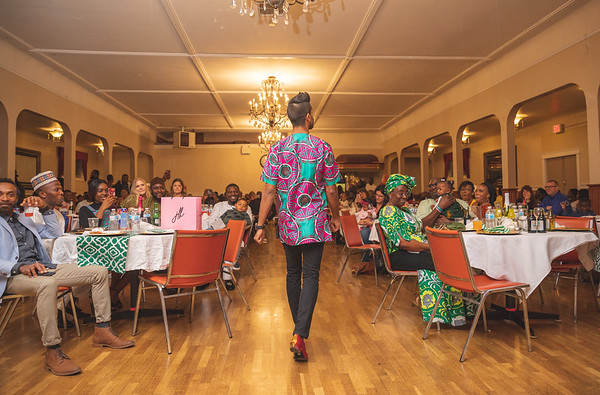 The 59th Nigerian Independence Day Gala | White Eagle Polish Hall, Victoria, BC