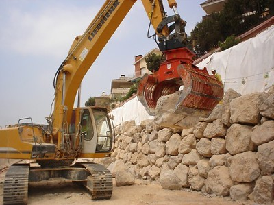 DG-30 Demolition & Sorting Grab