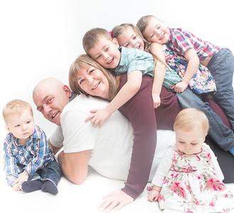 The Holcombe's Second Family shoot