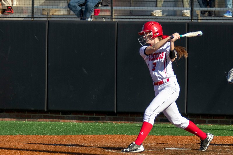 GWU Women's Softball vs. Bucknell Feb 2017
