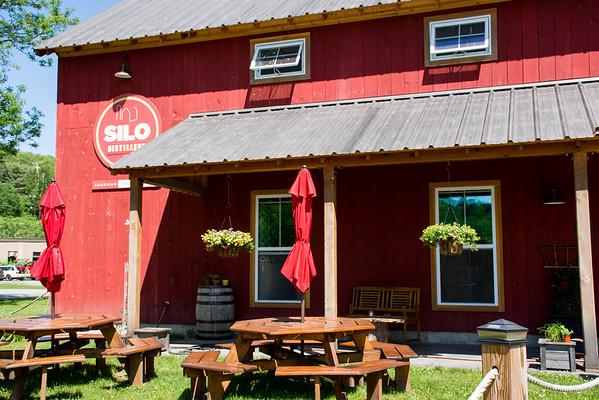 Silo Distillary, Farm to Bottle