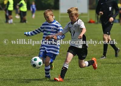 U10's Wellington Amatures v Lane Head Olympics