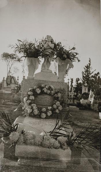Socorro's Headstone