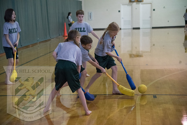 4th and 5th Grade Sports