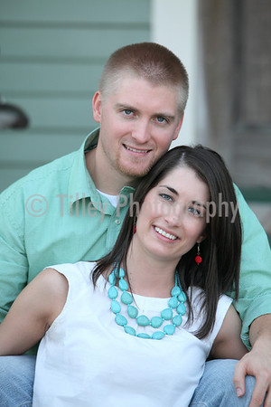 Trevin and Dana - Engagements