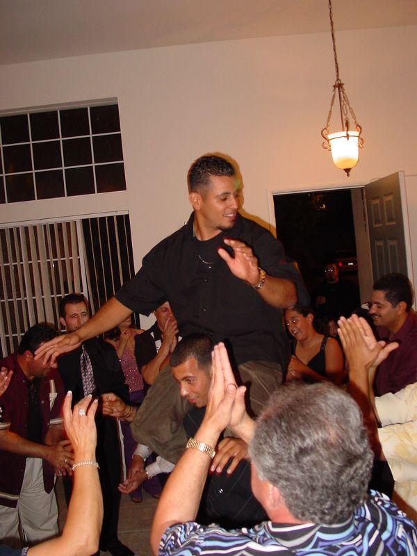 Ammar & Lorette's Party  Night Before Wedding September 17, 2005