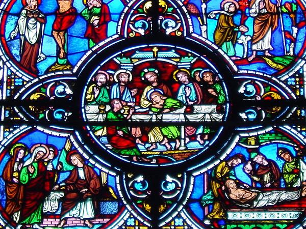Vitraux de la Cathedrale de Chartres