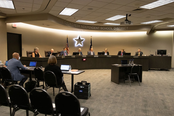 July Board of Trustees Meeting