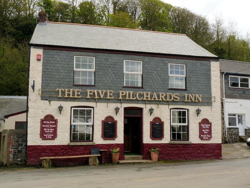 The Five Pilchards Inn